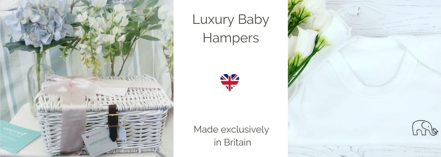 Welcome Little One Hampers's main image
