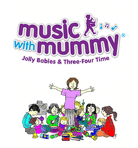 MUSIC WITH MUMMY & JOLLY BABIES 's logo