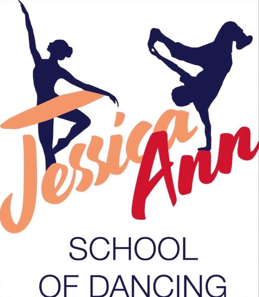 Jessica Ann School of Dancing's logo