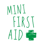 Mini First Aid Oxfordshire's logo