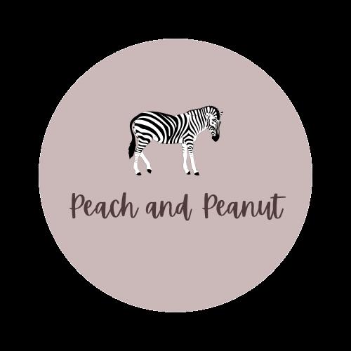 Peach and Peanut Sensory's logo