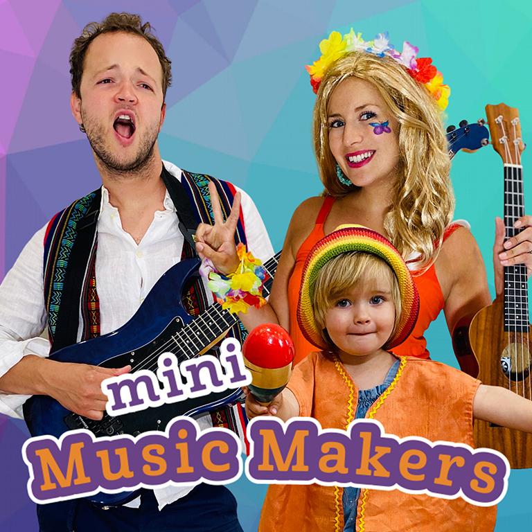 Mini Music Makers's logo