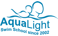 Aqualight Swim School's logo
