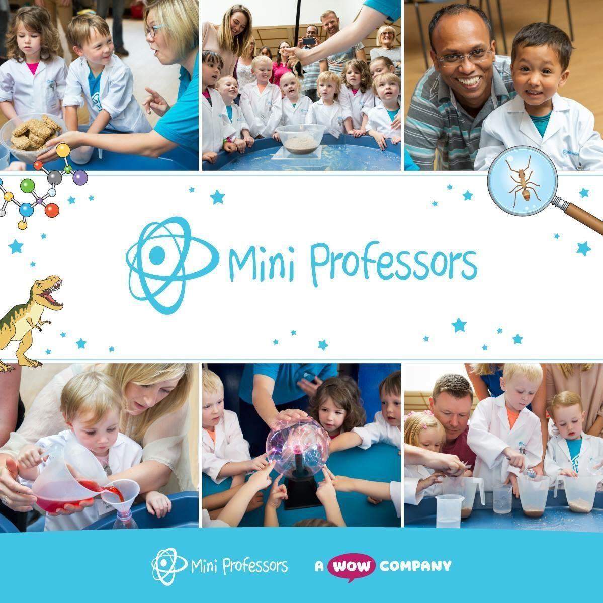 Mini Professors Milton Keynes's main image