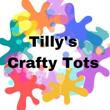 Tilly's Crafty Tots 's logo