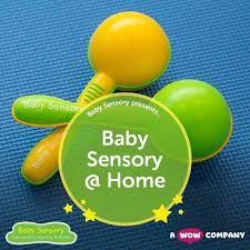 Baby Sensory Hertfordshire's logo