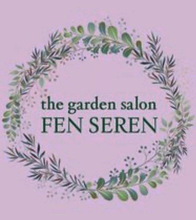 Fen and Seren - The Garden Salon.'s logo