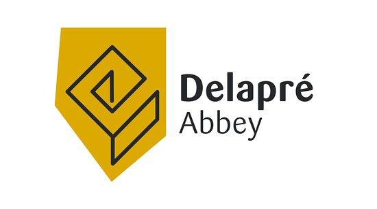 Delapré Abbey 's logo