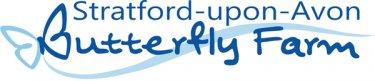 Stratford Butterfly Farm's logo