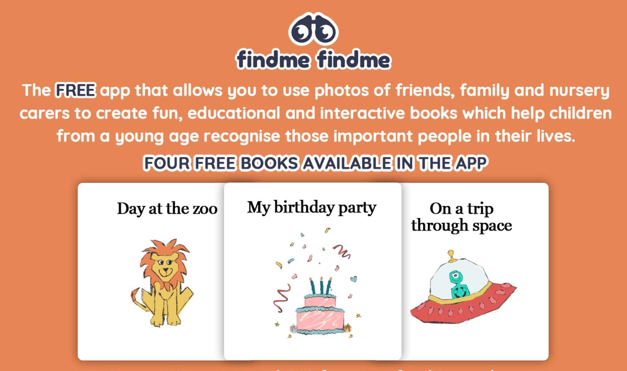 Bubboo's Ltd - Findme Findme App's main image