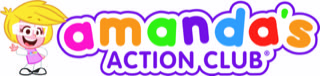 Amanda's Action Club's logo