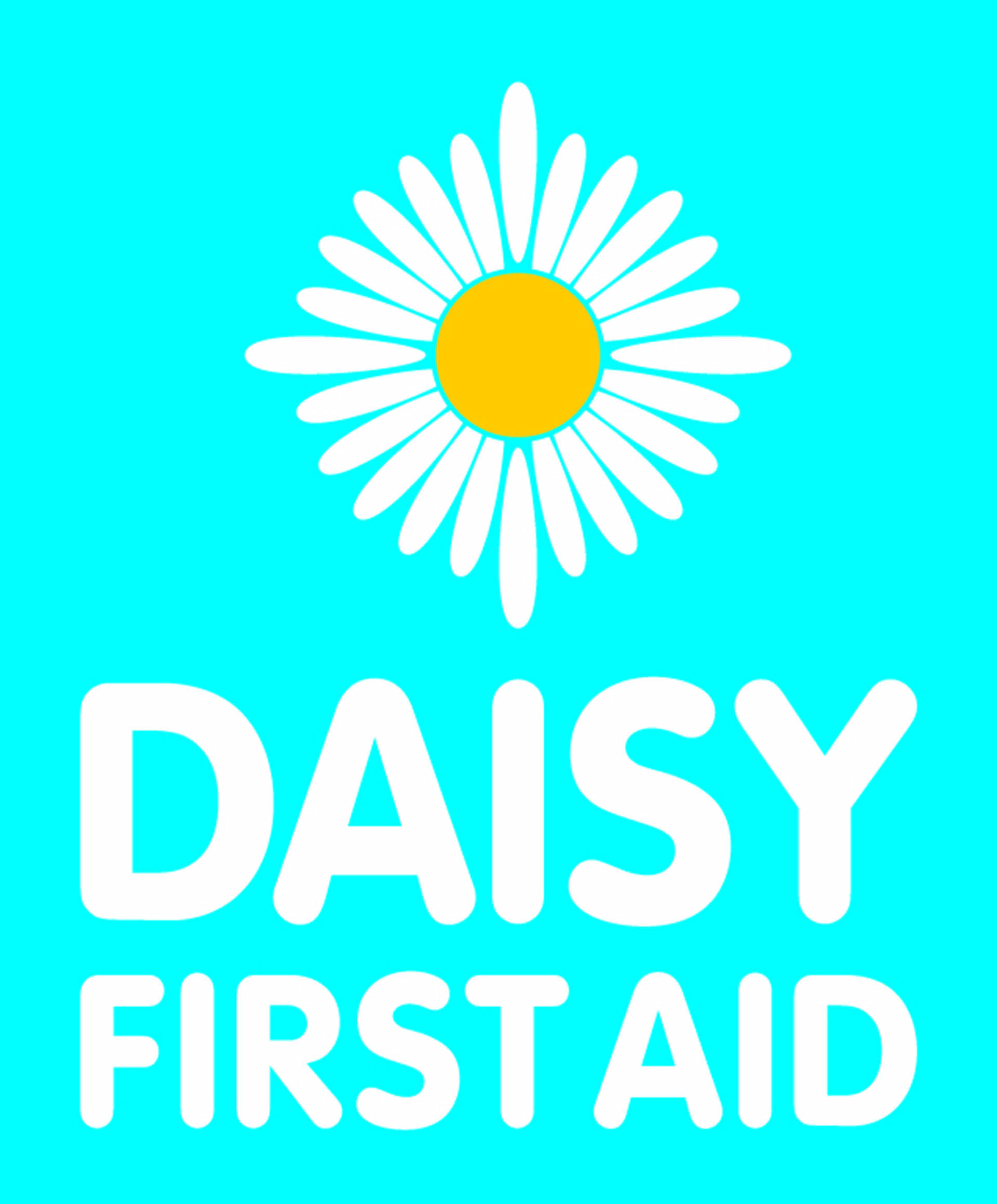 Daisy First Aid Guildford & Reigate's logo