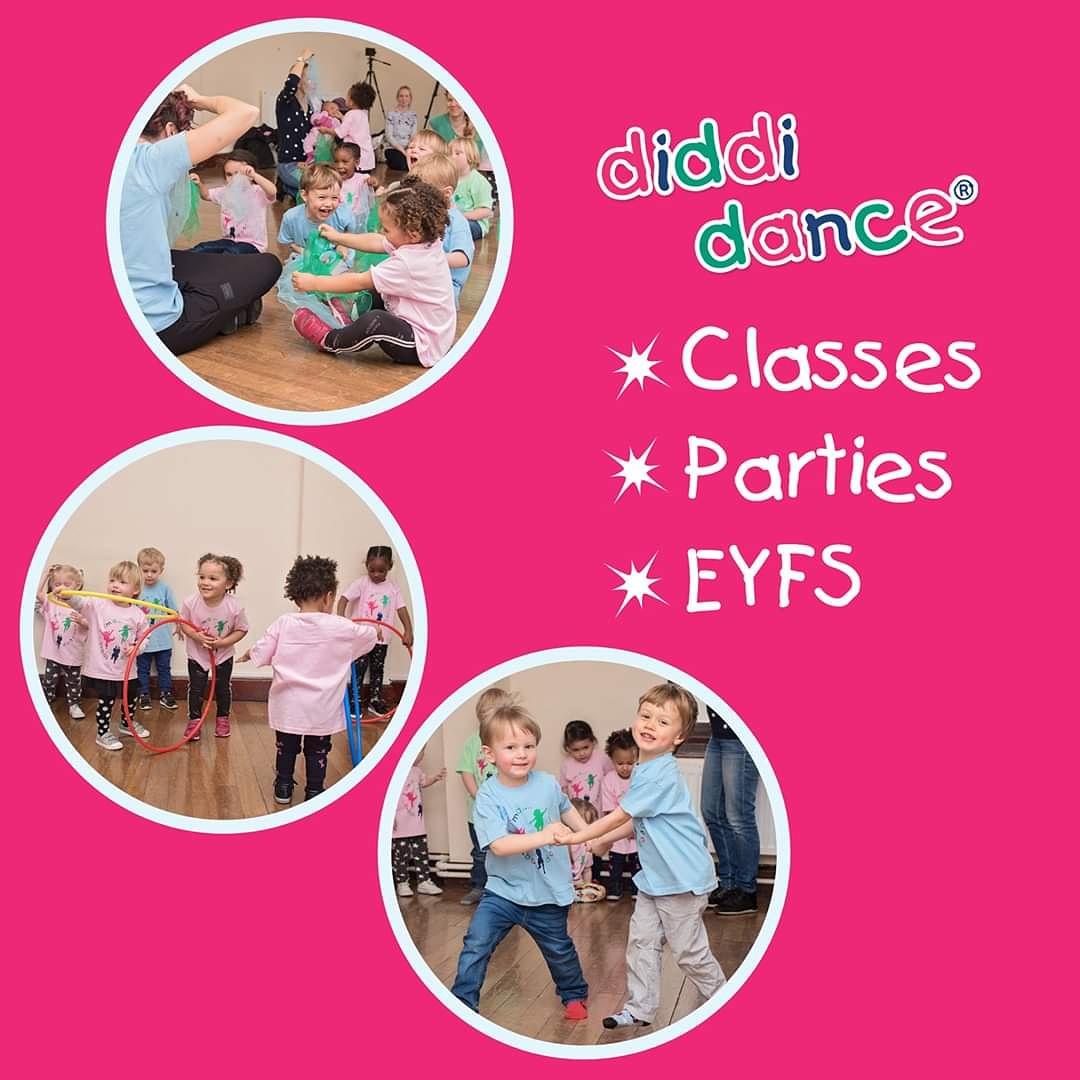 diddi dance Wolverhampton, Stafford, North Telford & Market Drayton's logo