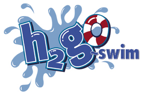 h2go-swim's logo