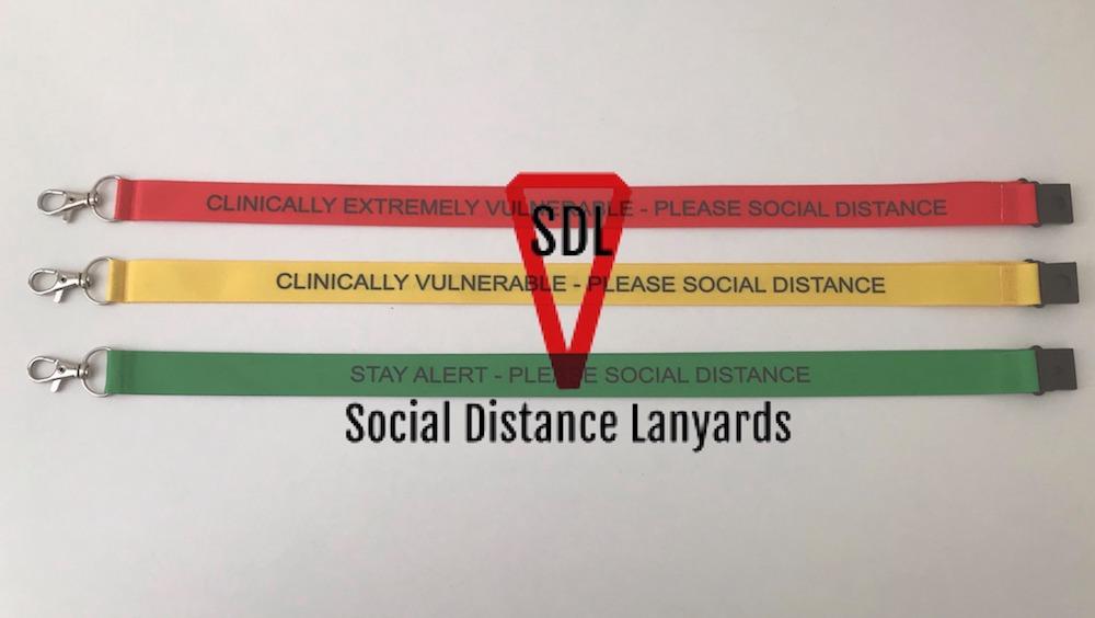 SDL - Social Distance Lanyards 's main image