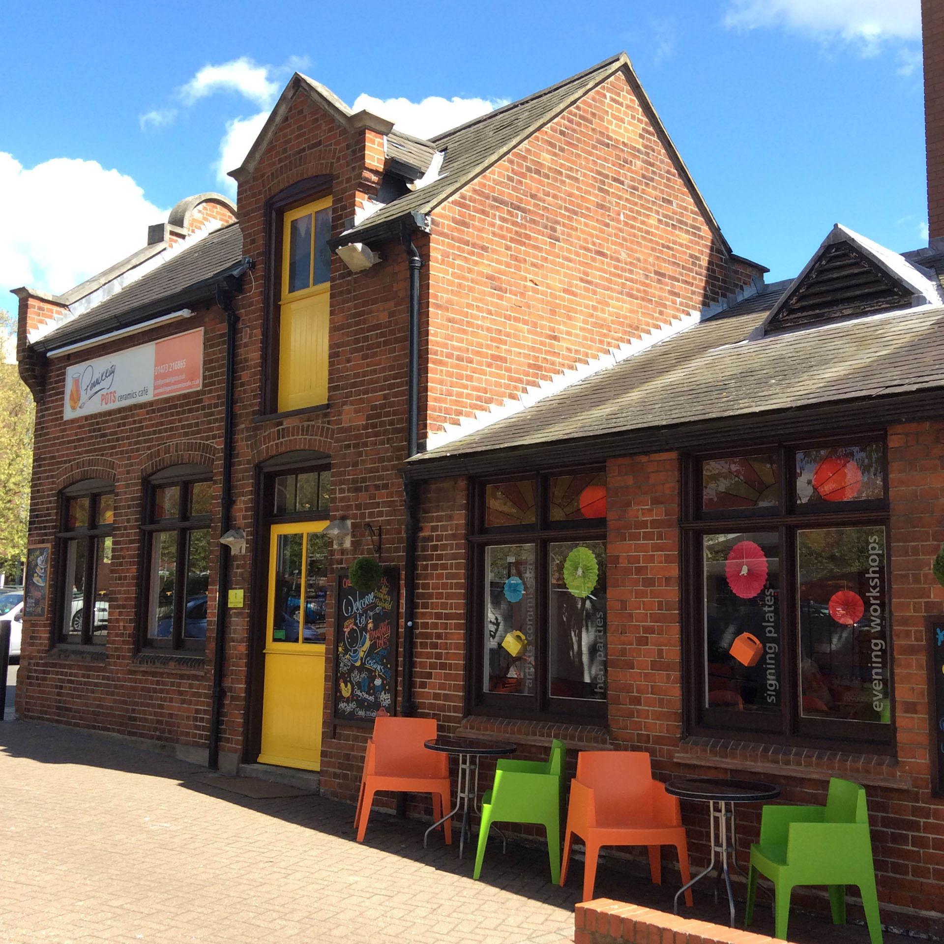 Pennikkity Pots Ceramics Cafe's main image
