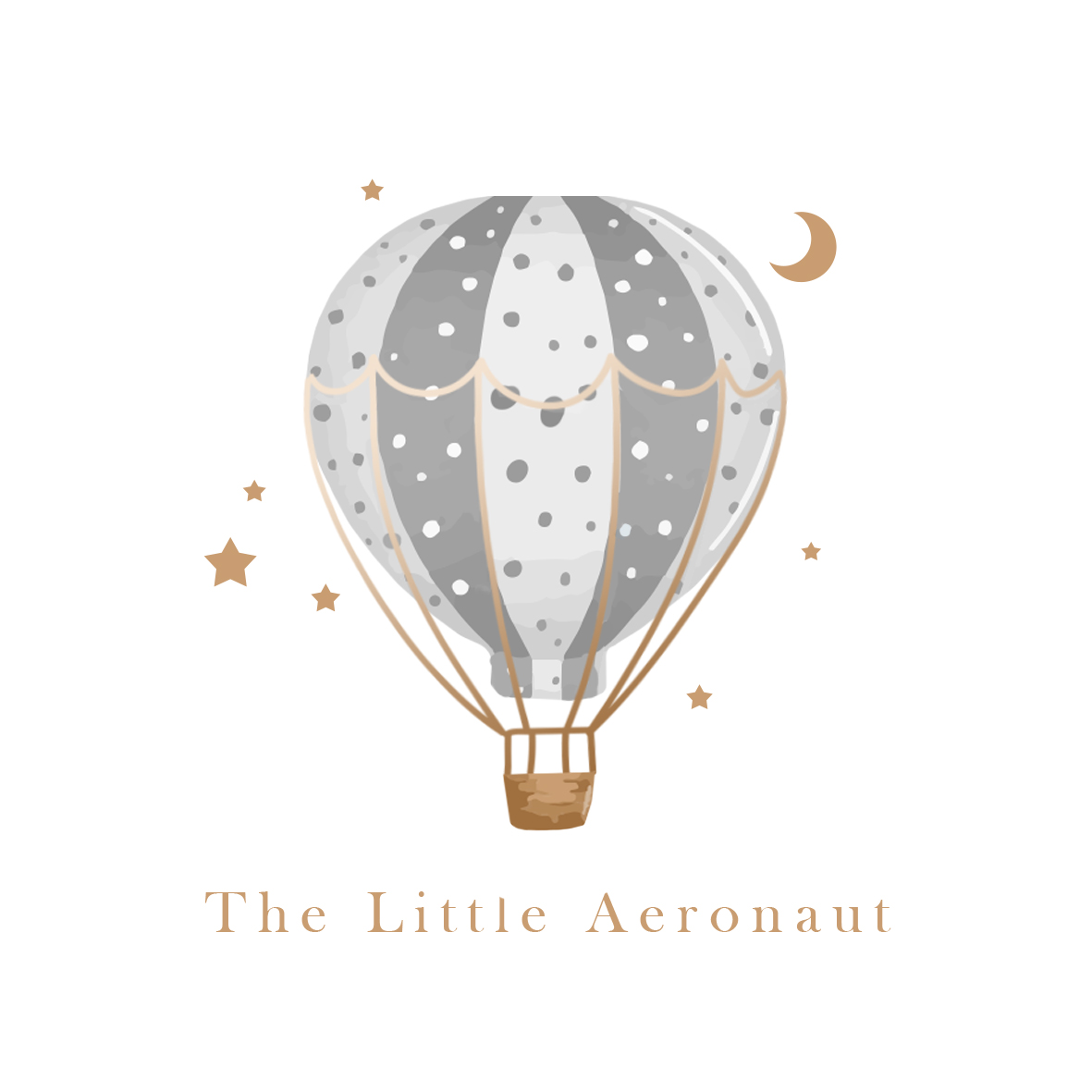 The Little Aeronaut's logo