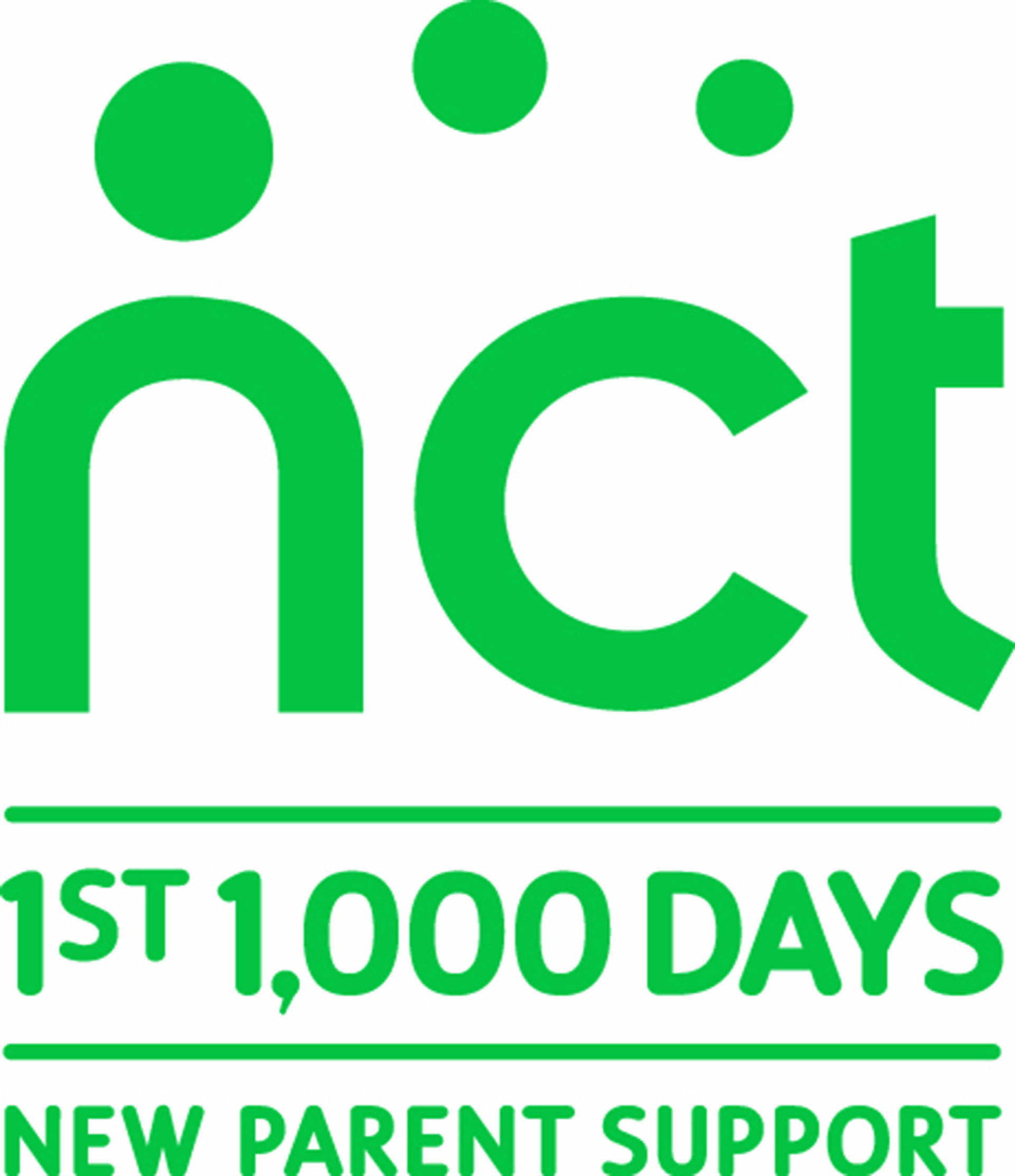 Daventry and Villages NCT Branch's logo