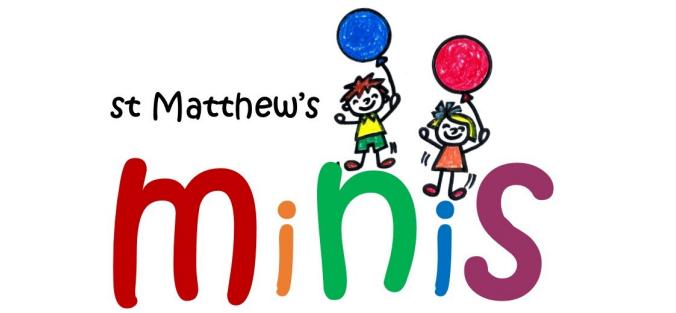 St Matthew's Minis's logo