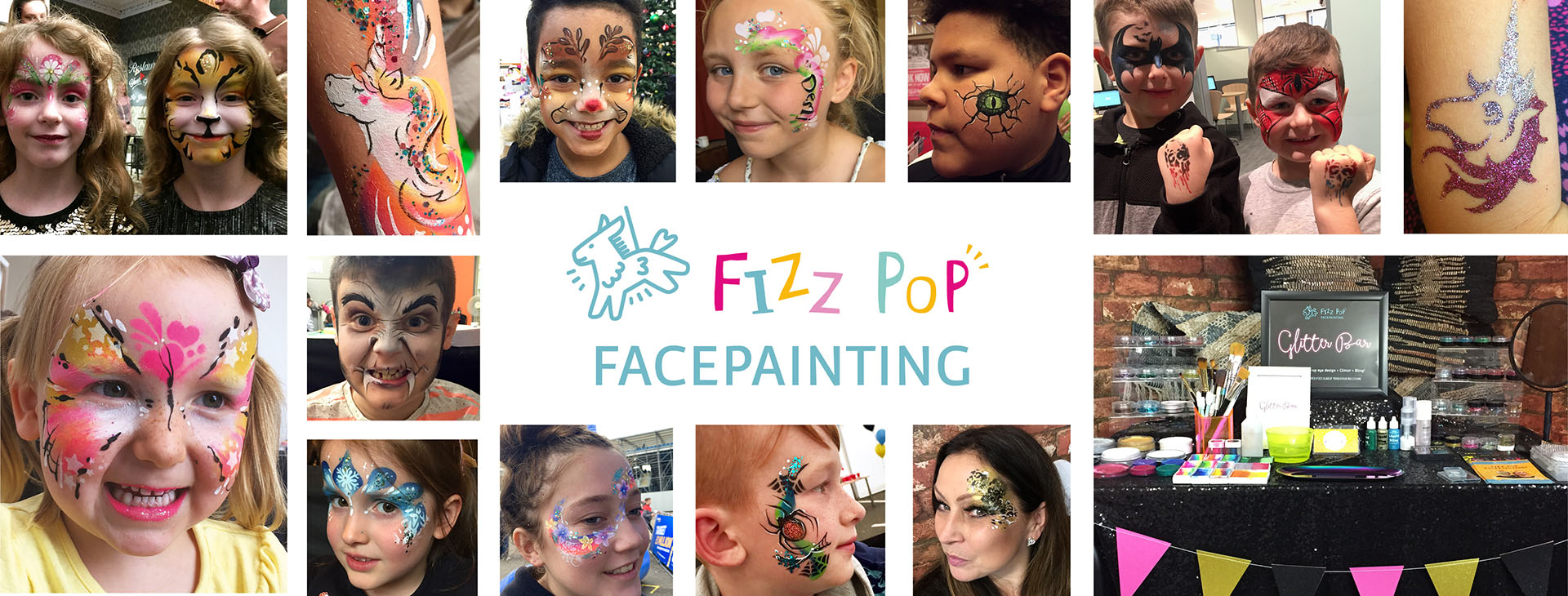 Fizz Pop Facepainting's main image