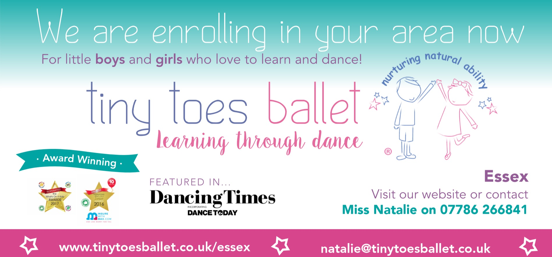 Tiny Toes Ballet Essex's main image