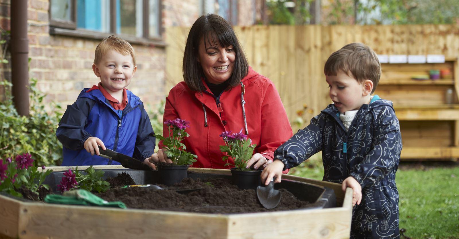 The Webber Nursery's main image