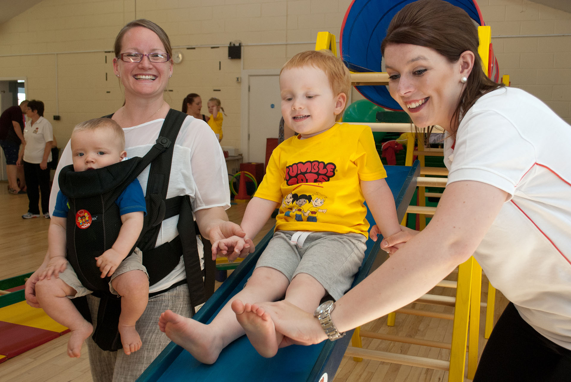Tumble Tots North Cotswolds's main image