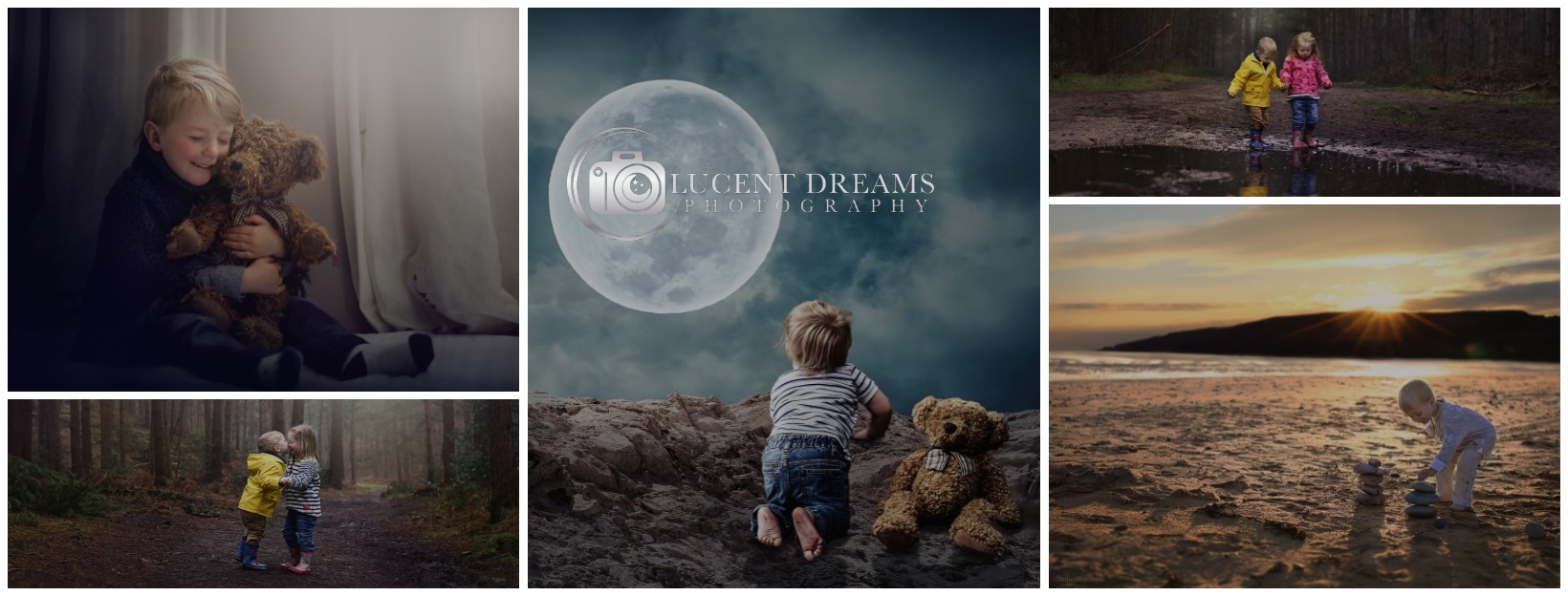 Lucent Dream Photography's logo