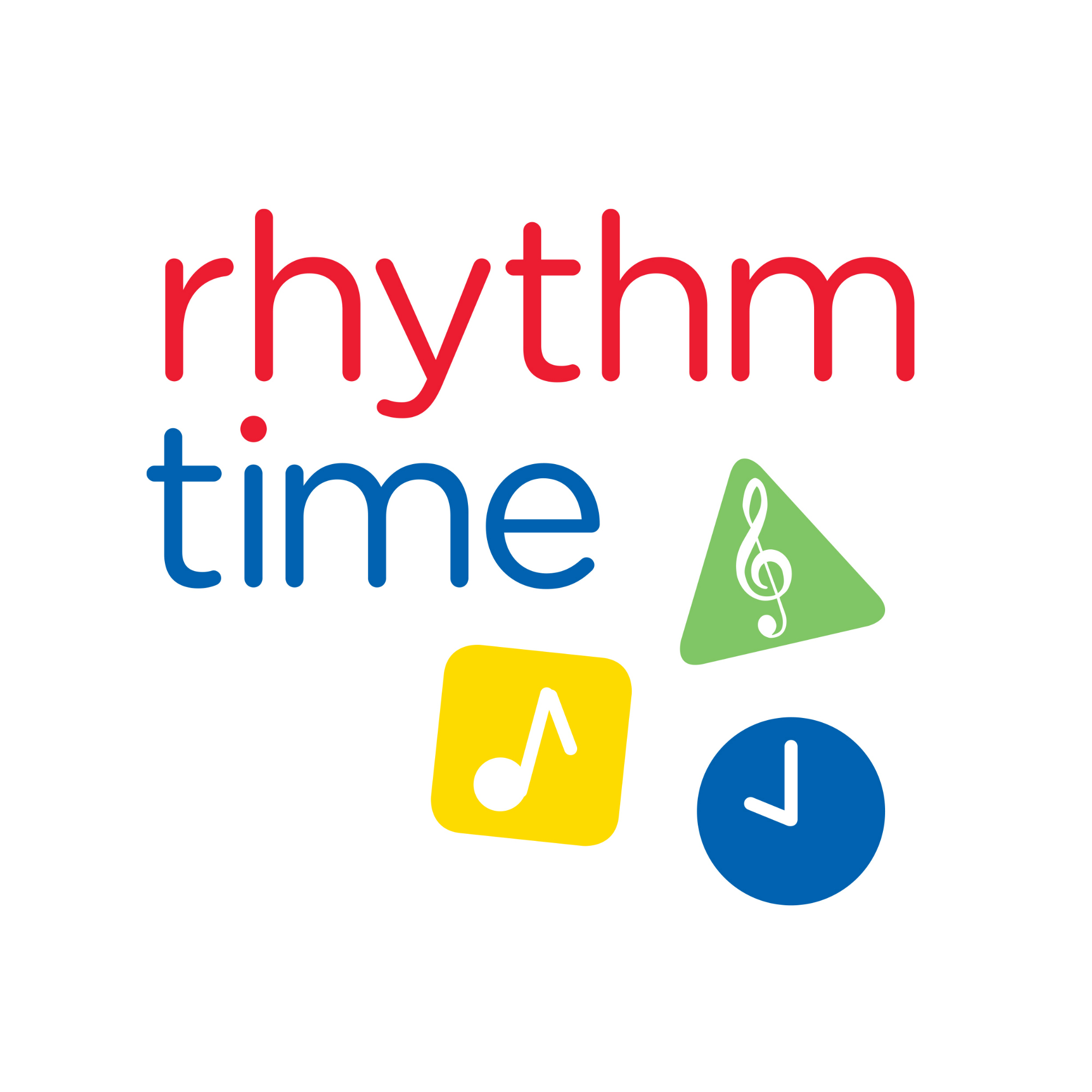 Rhythm Time Cheshire's logo