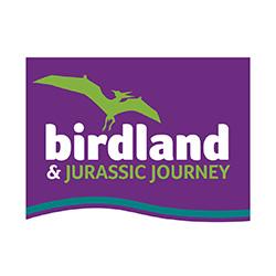 Birdland's logo