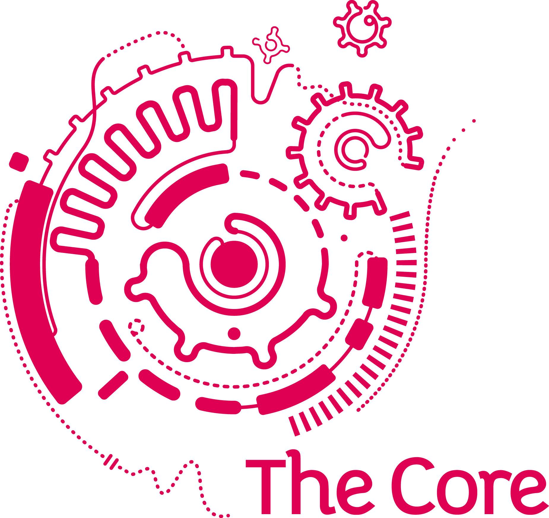 The Core at Corby Cube's logo