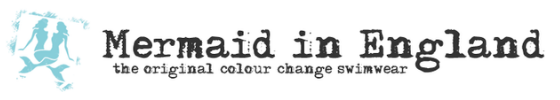 Mermaid In England - Colour Change Swimwear's logo