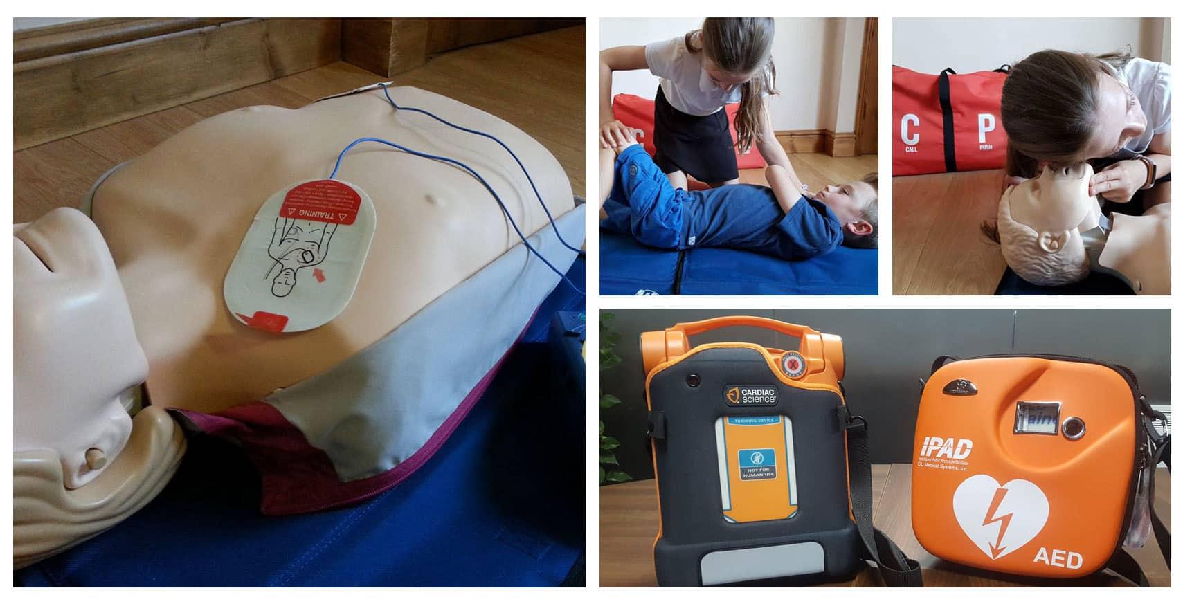 Latitude Training: First Aid Training's main image