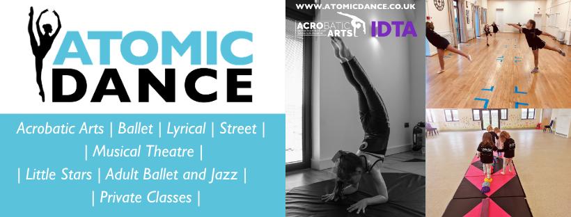 Atomic Dance 's main image