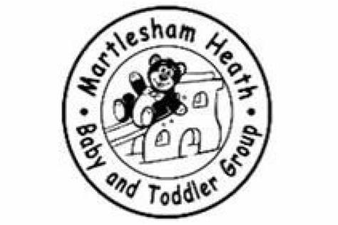 Martlesham Heath Baby and Toddler Group's logo