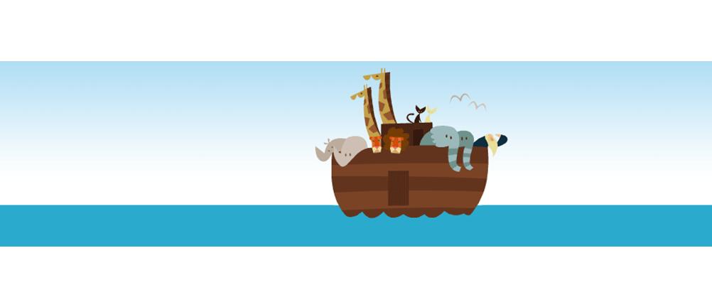 Noah's Ark Christian Preschool's logo