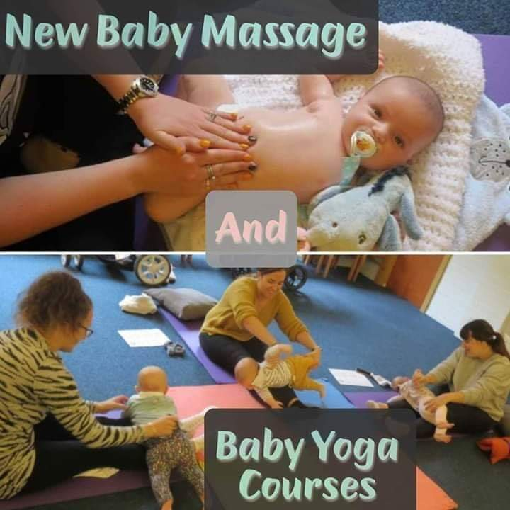Loving Hands Baby Massage & Yoga 's main image