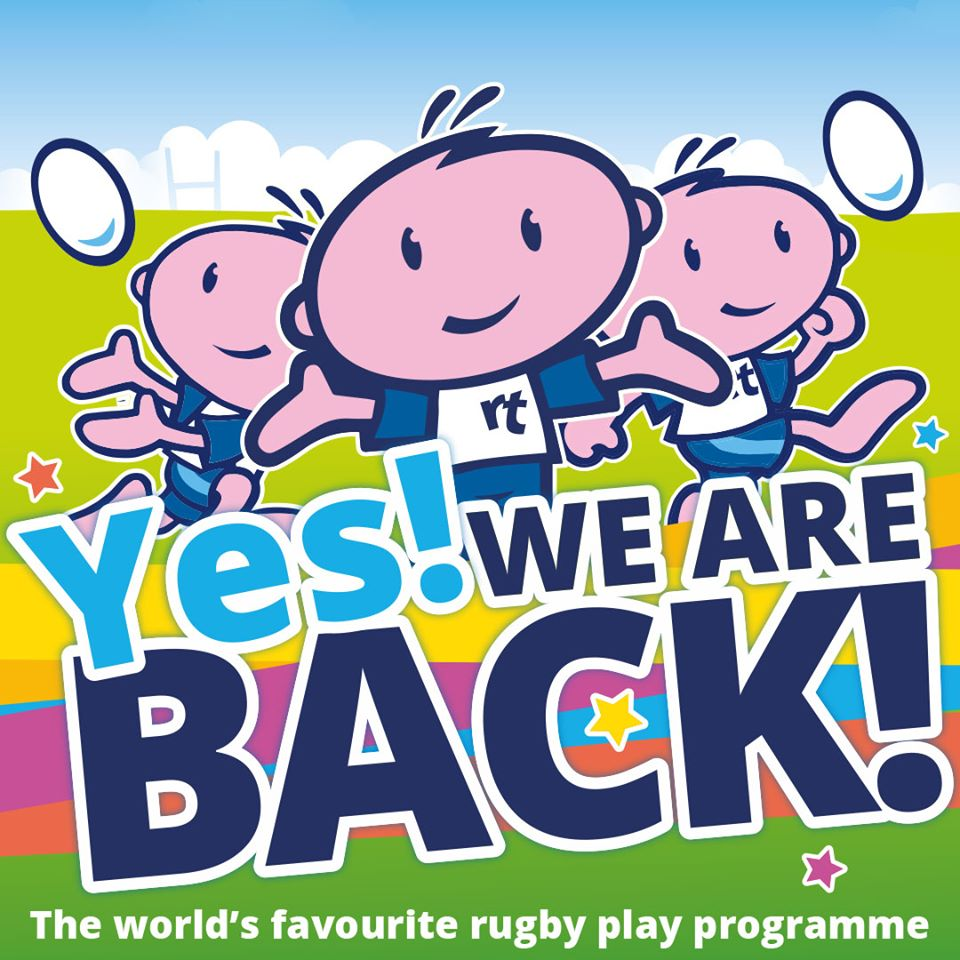 Rugbytots SE Cheshire & Staffordshire Moorlands's logo