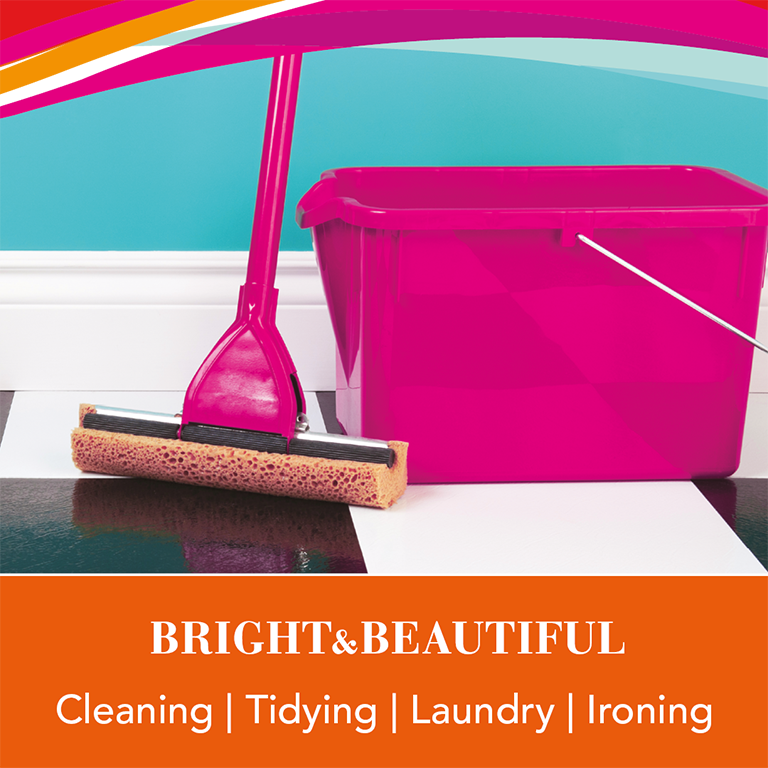 Bright & Beautiful Premium Cleaning & Housekeeping's logo