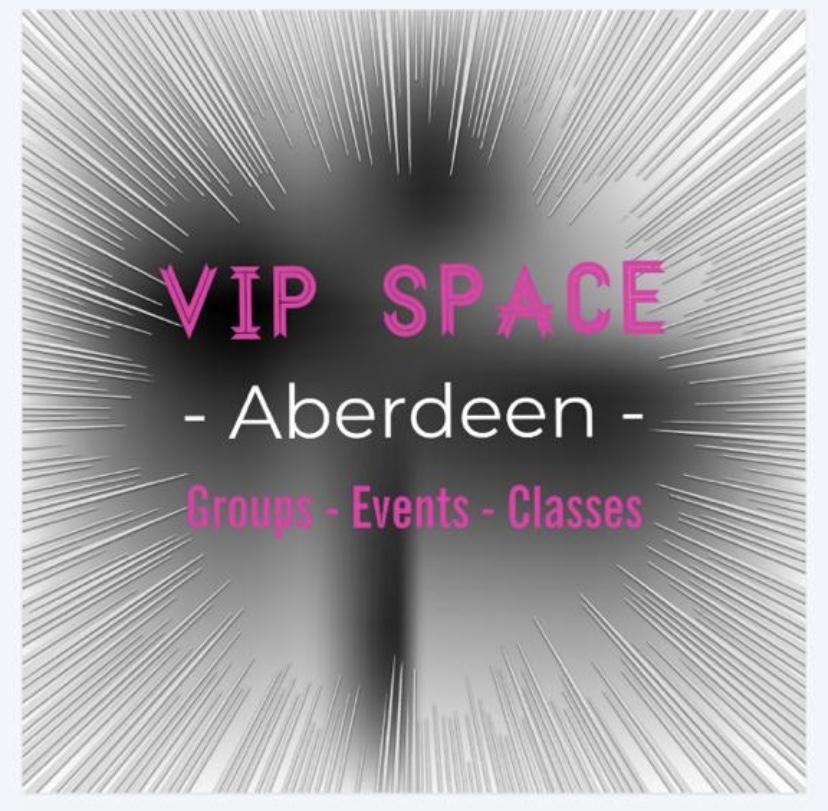 VIP Space Aberdeen's logo