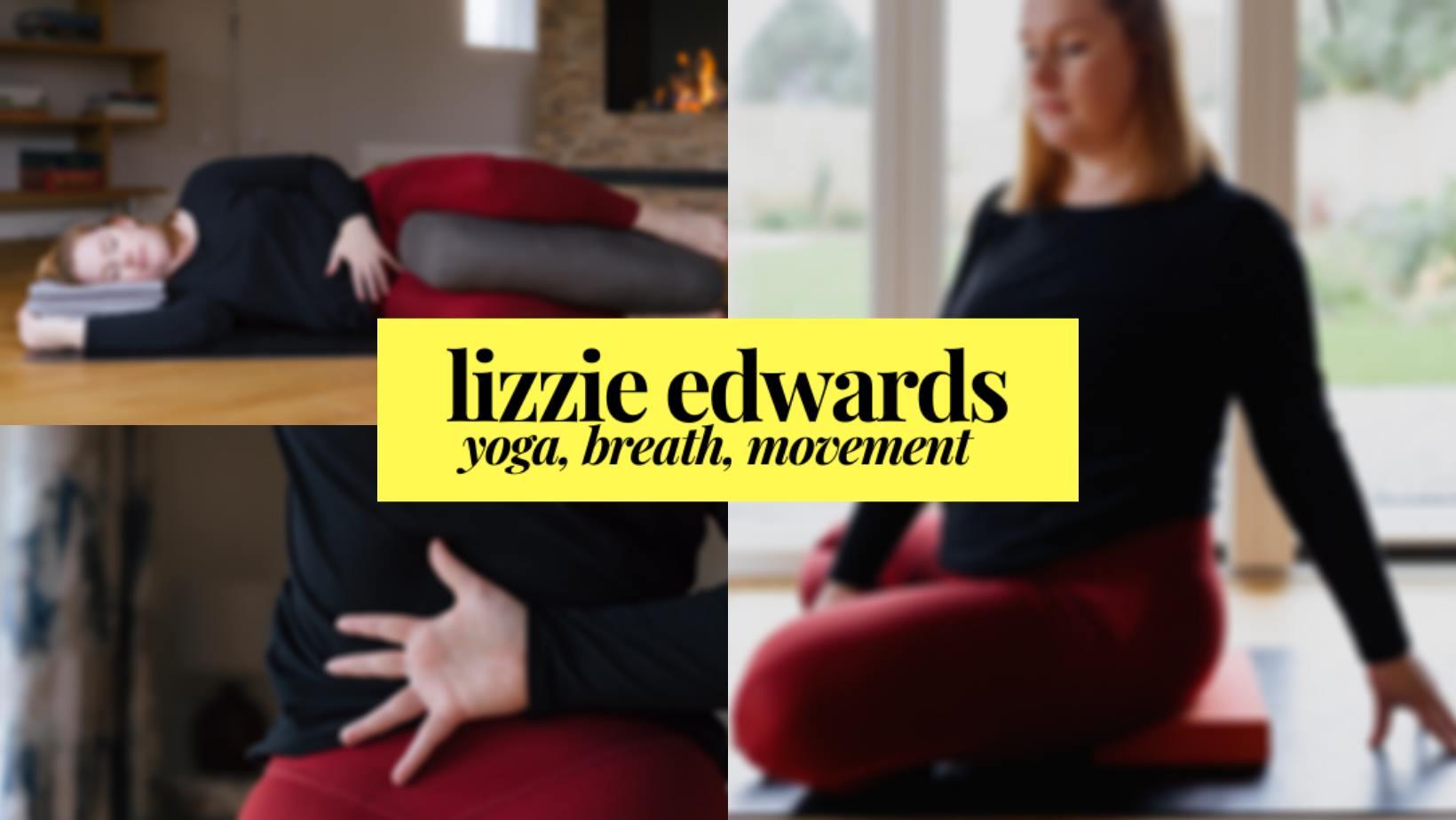 Lizzie Edwards Yoga's main image