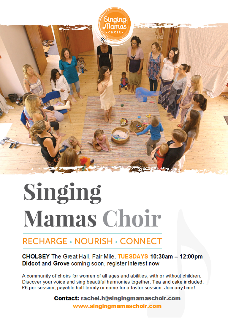 Singing Mamas Choir, Oxfordshire's main image