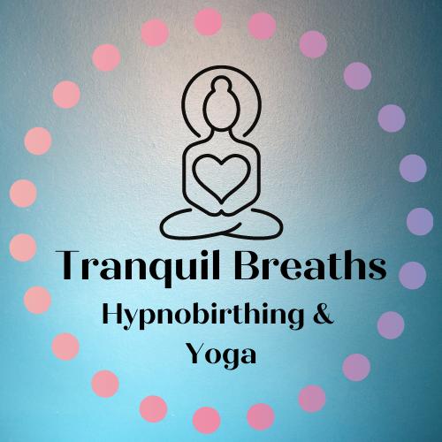 Tranquil Breaths - Hypnobirthing & Yoga's logo