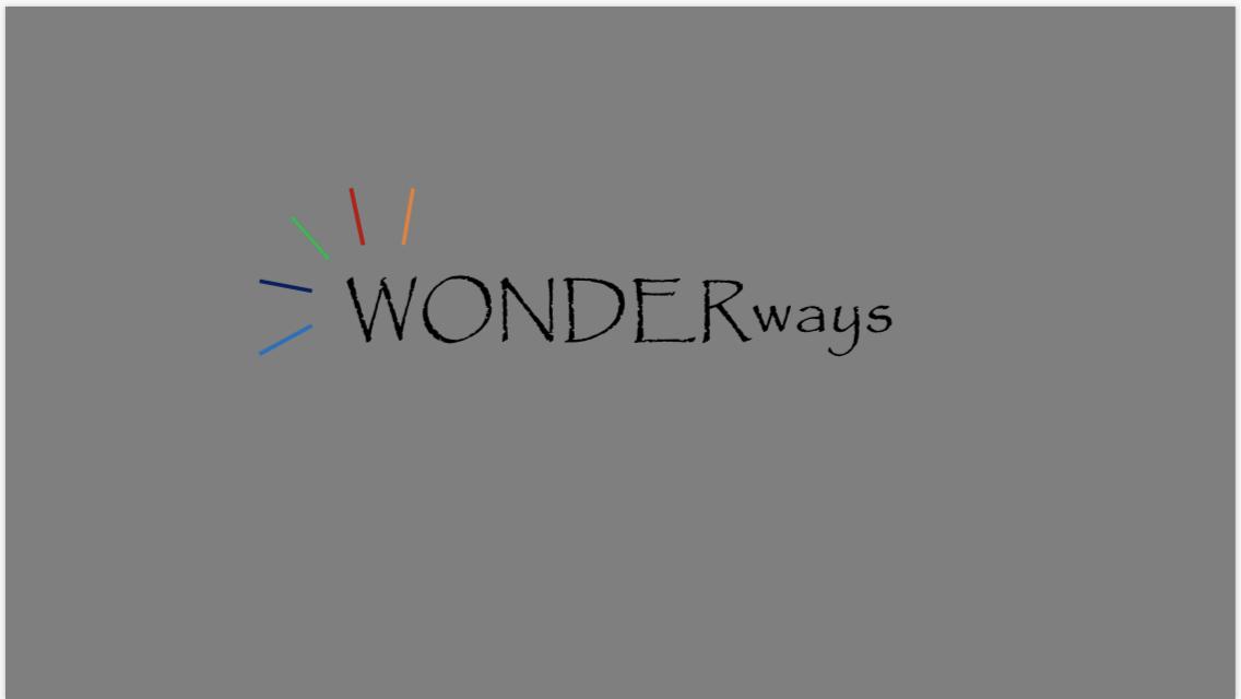 WONDERways's logo