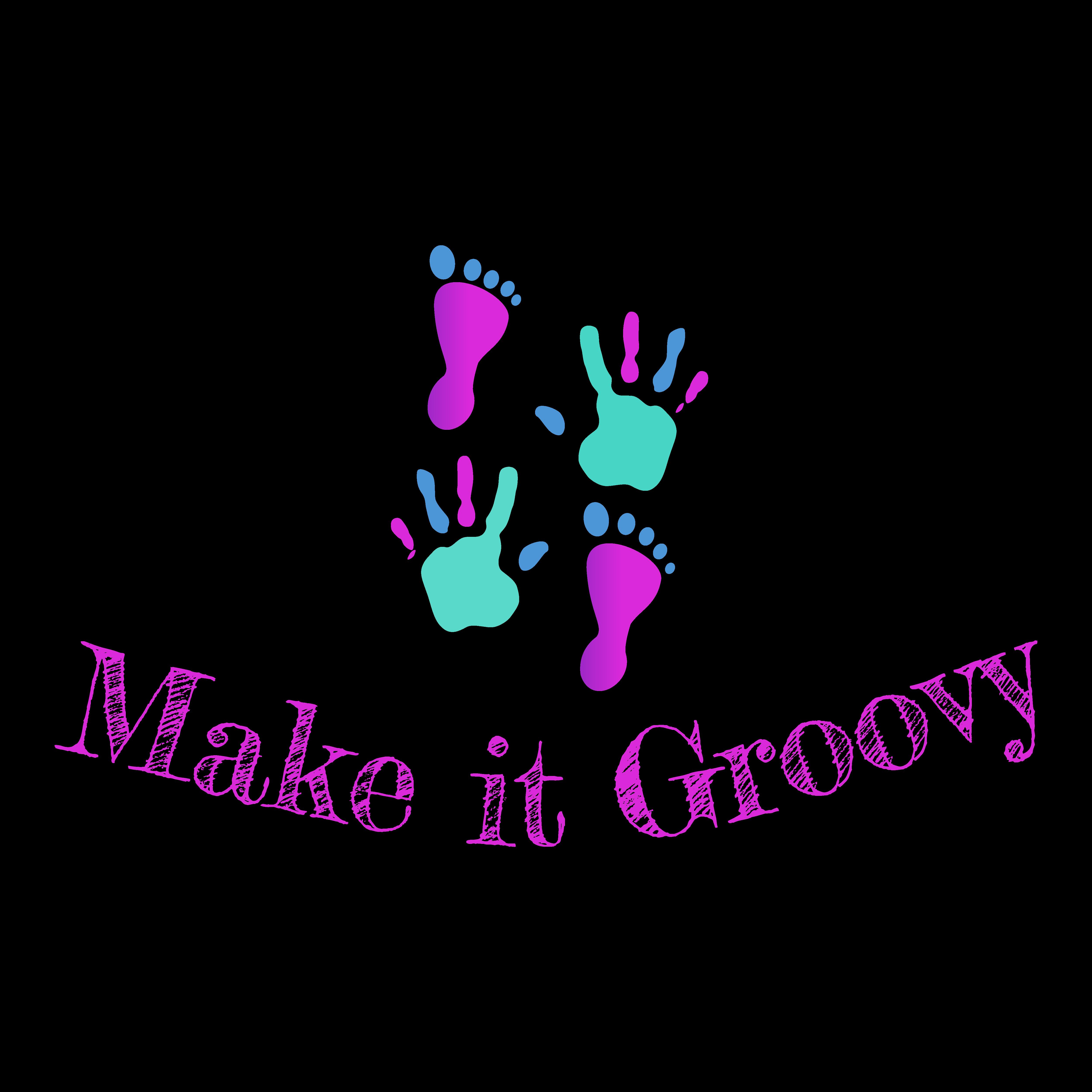 Make it Groovy's logo