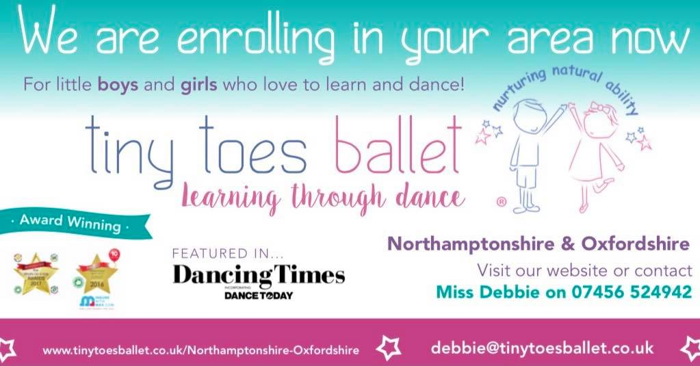 tiny toes ballet Northamptonshire & Oxfordshire's main image