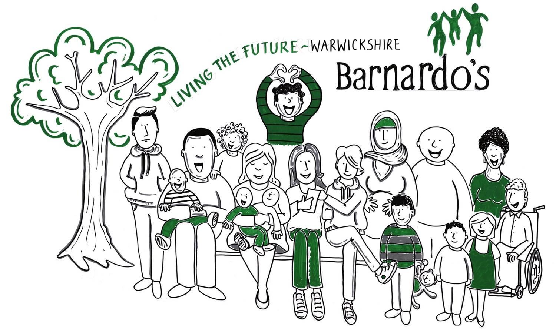 Stratford District Children & Family Centres's logo