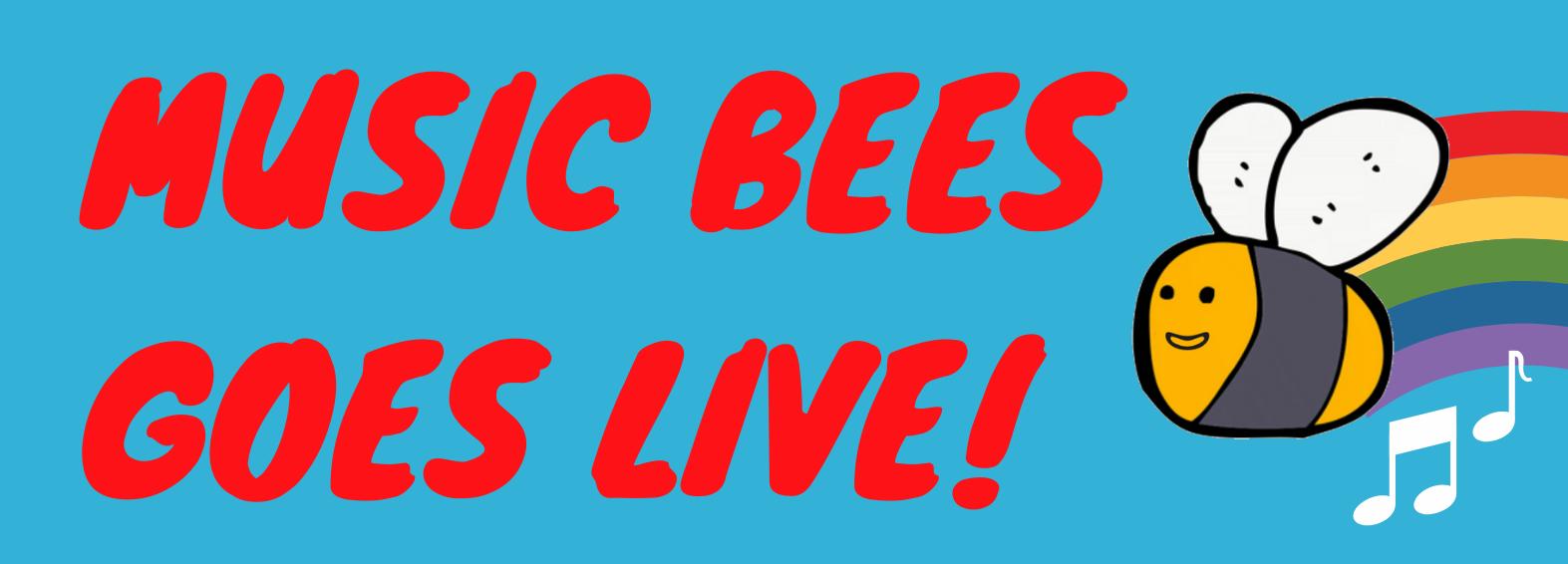 Music Bees's logo