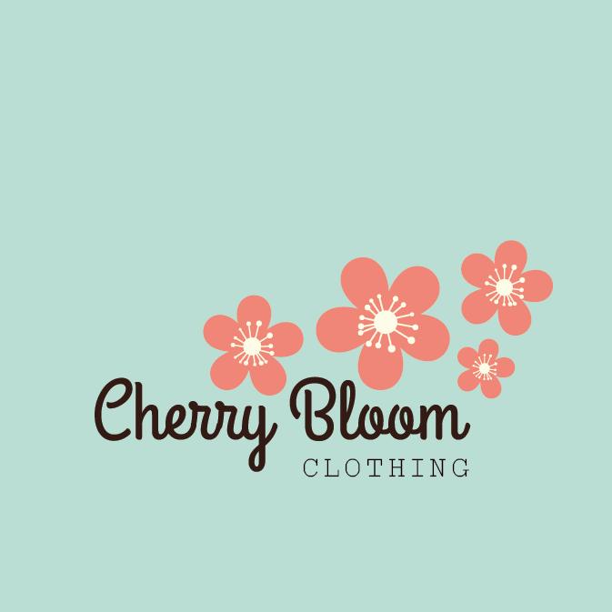 Cherry Bloom Clothing's logo