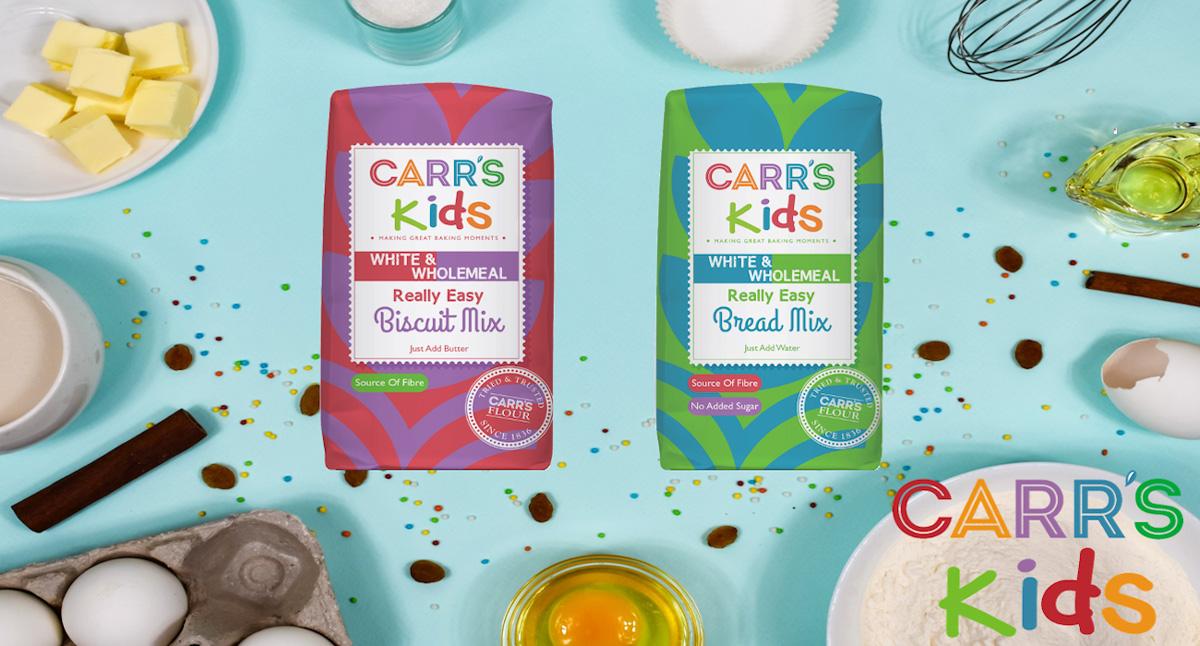 Carr's Kids - Baking Kits for Kids's main image